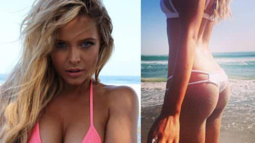 Mara Teigen, мара тейген, фото, пляж, девушка, красотка,